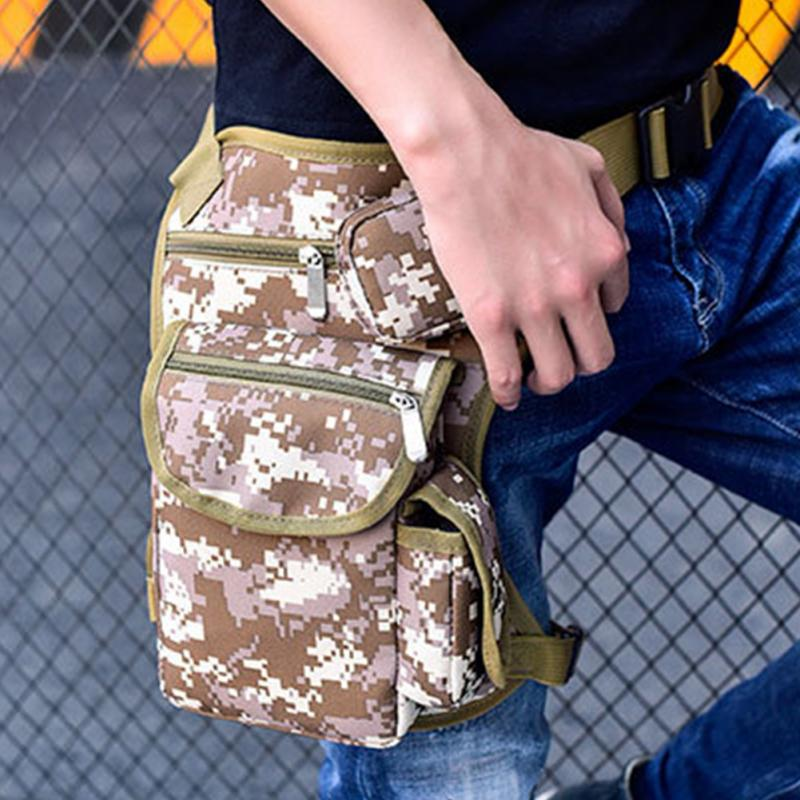 ALI shop ...  ... 32948142327 ... 4 ... Men Canvas Drop Leg Bag Waist Fanny Pack Belt Military Travel Motorcycle Multi-purpose Messenger Shoulder Bags ...