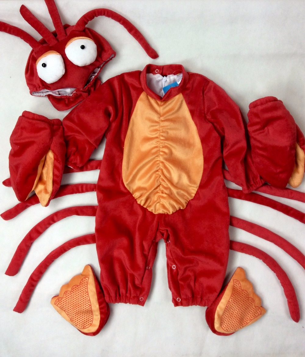 baby lobster costume lobster baby costume funny animal costumes funny cosplay anime party clothes halloween costumes-in Boys Costumes from Novelty u0026 Special ...  sc 1 st  AliExpress.com & baby lobster costume lobster baby costume funny animal costumes ...