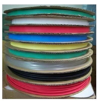 200m/roll 3MM  Heat shrinkable tube  heat shrink tubing Insulation casing