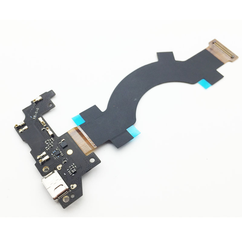 For Letv LeEco Le Max2 Max 2 X820  Micro Dock Connector Board USB Charging Port Flex Cables Repair Parts Original New