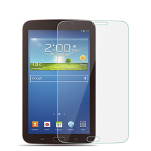Tempered Glass For Samsung Galaxy Tab 3 7.0 T210 T211 P3200 P3210 7.0 inch Tablet Screen Protector Protective Film Glass Guard цена в Москве и Питере