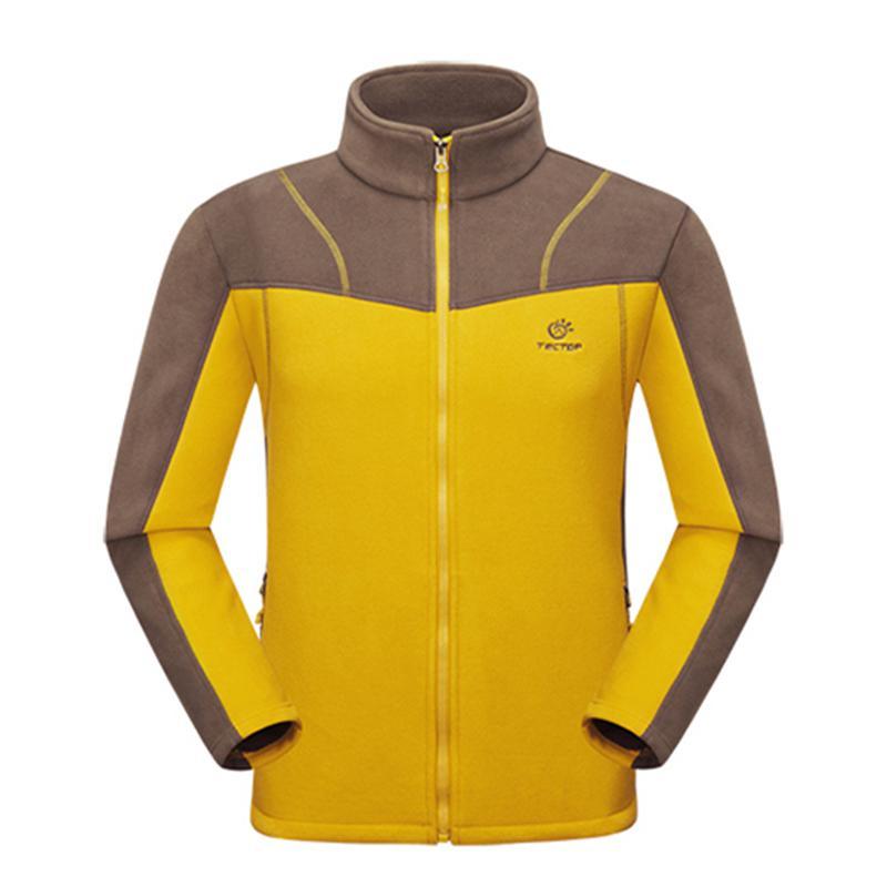 Man Casual Warm Sportswear Fleece Jacket Men Outdoors Coat Breathable Windbreaker Casaco Masculino Anti-pilling Chaquetas Hombre