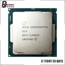 CPU Processor Intel-Core Lga 1151 I7-7700t QKYL Ghz 8M Eight-Thread 35W