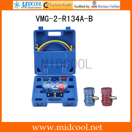Lowered MANIFOLD GUAGE VMG-2-R134A-B 8ad14a0e2df2