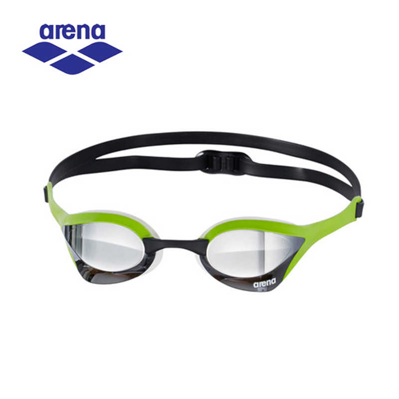 Arena Ultra Mirrored Swimming Goggles for Men Professional Racing Swimming Glasses Adjustable Eyewear AGL-180M