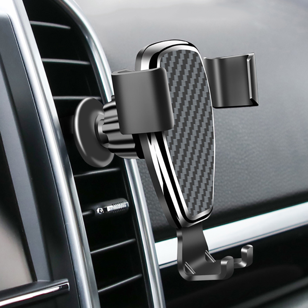 Car Phone Holder Automotive Air Vent Mount In Car Universal Gravity Smartphone Stand Bracket Auto Air Outlet Mobile Phone ClipCar Phone Holder Automotive Air Vent Mount In Car Universal Gravity Smartphone Stand Bracket Auto Air Outlet Mobile Phone Clip