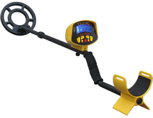The World Best Deep Underground Metal Detector Searching MD3010 for Treasure Findings!(China)