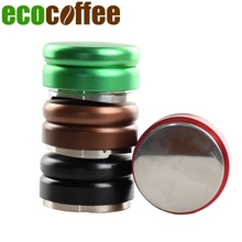 1 stück Kostenloser Versand Professionelle Espresso Wbc Edelstahl Kaffee Tamper 58,5mm Einstellbare Macaron Hammer