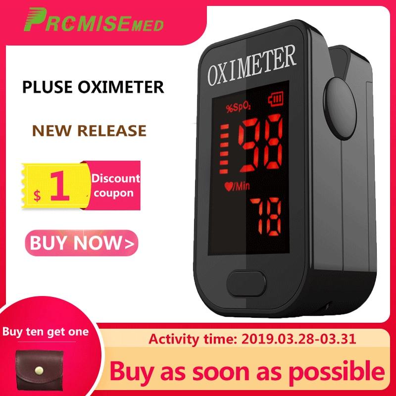 PRO-F4 Finger Pulse Oximeter, Til Medicinsk Og Daglig Sport, Pulse - Sundhedspleje - Foto 1