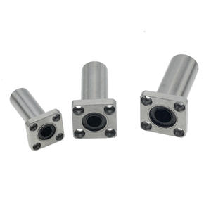 Flange Linear-Rod LMK16UU LMK20UU 3d-Printer LMK8UU for 2pcs/Lot