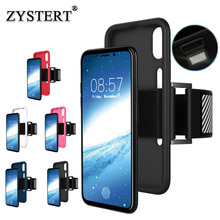 For iPhone X Running Sports Mobile Phone Arm For iPhone X Case General Fitness Gym Bag Arm band Men Women Wrist Arm Case