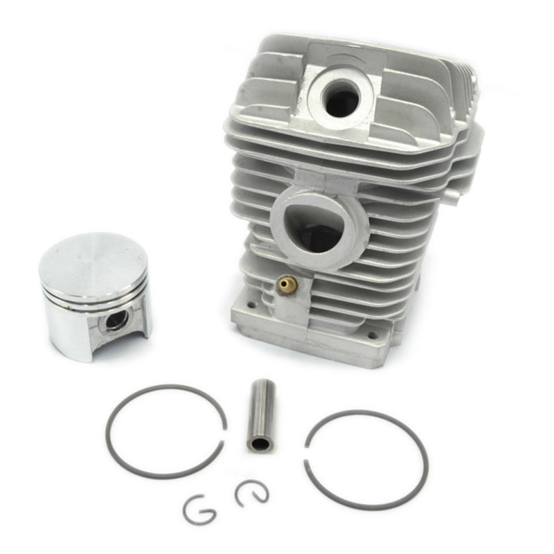 Chainsaw Cylinder Piston Kit with Rings for Stihl MS250 Replacement Parts 1123 020 1209 quanchai qc4102t52 parts the set of piston and piston rings part number 4102qa 03001