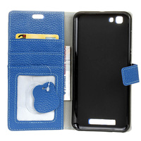 For Zte A610 High Quality 100 Genuine Leather Case For Coque ZTE Blade A610 Flip Phone