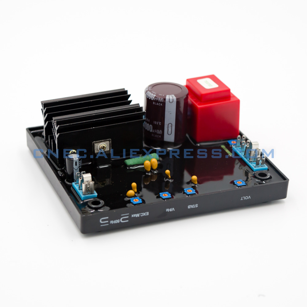 avr R438 Automatic Voltage Regulator AVR R438 For Leroy Somer Generator