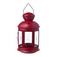Bref de mode Lott fer verre ferronnerie lanterne mousse suspendu-type tempête lanterne Parfumée chandelier de mariage props haute 20 cm