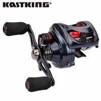 KastKing Spartacus Maximus 11 шариковые подшипники Рыболовные катушки 1,33: 1 Baitcasting Reel 6,3 кг Max Drag power Рыболовные катушки Морская рыбалка
