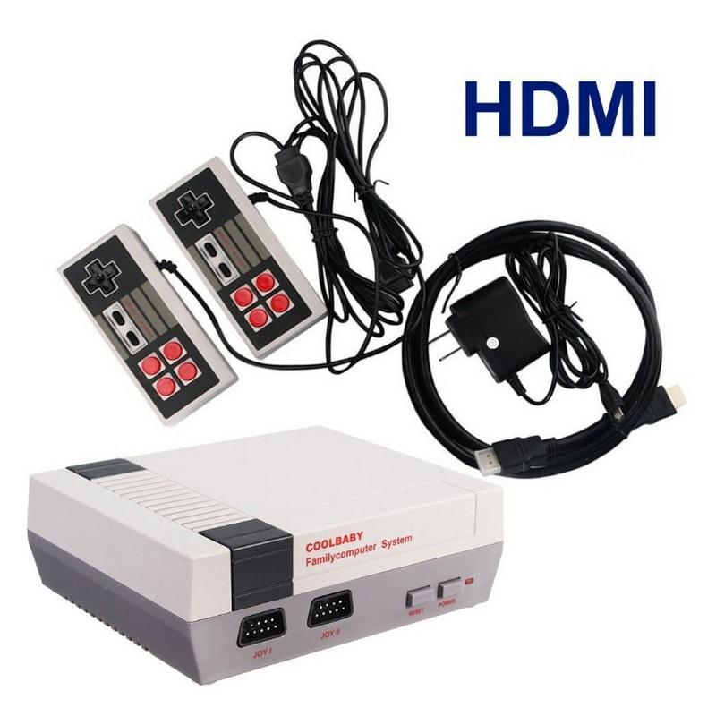 AV HDMI เอาต์พุต Gamepad Retro Game Console - เกมและอุปกรณ์เสริม