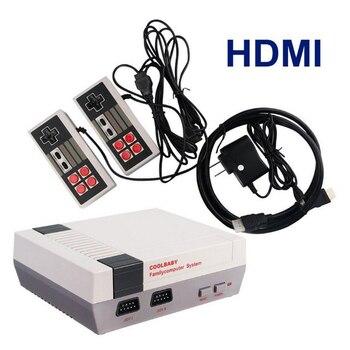 AV HDMI Output Gamepad Retro Game Console Handheld Game Player Retro Video Game Console Support TV Built-in 620/600/500 Games