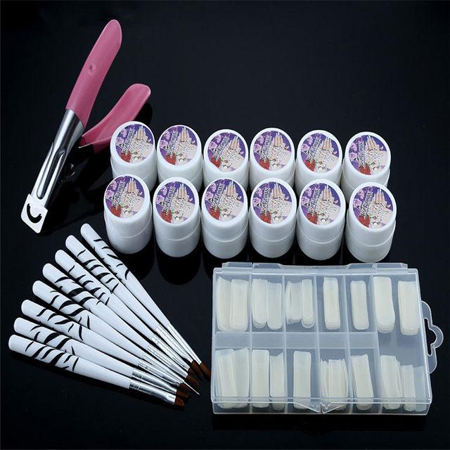 Online Shop Electric UV Led lamp Nail Dryer Manicure Set ...