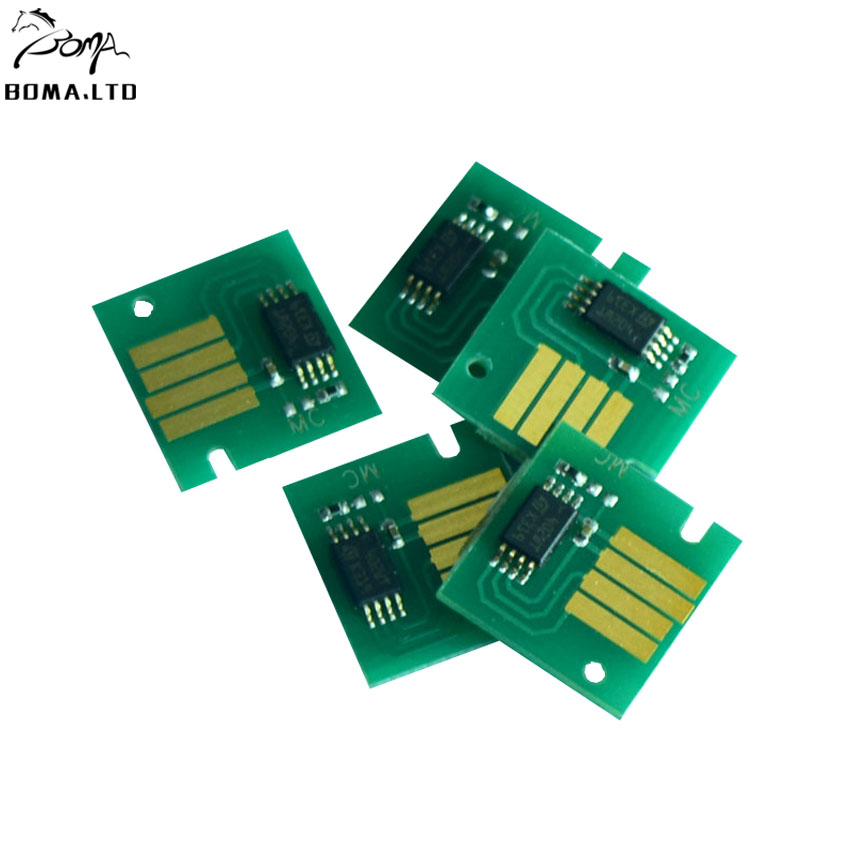 5pc/Lot Universal Maintenance Tank Chip MC 05 06 07 08 09 10 16 Waste Ink Chip For CANON IP700 IPF755 IPF610 IPF780 iPF500 5pc lot maintenance tank chip for epson 7890 9890 7908 9890 7900 9900 7910 9910