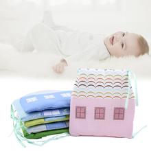 2018 New Cartoon Breathable Baby Bed Around Embroidered Cotton Cartoon Baby Cushion Baby Bedding Bed Bumper