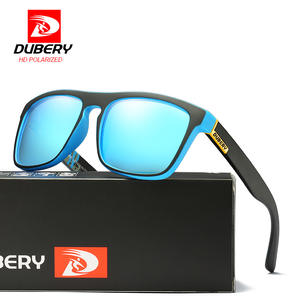 DUBERY Men's Polarized Sunglasses Driving 2018 Luxury