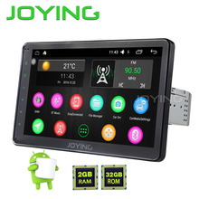 "Joying 2GB RAM 10.1"" Android 6.0 Car Radio GPS Stereo for VW POLO AMAROK GOLF PASSAT CC JETTA TOURAN head unit for SKODA SuperB"