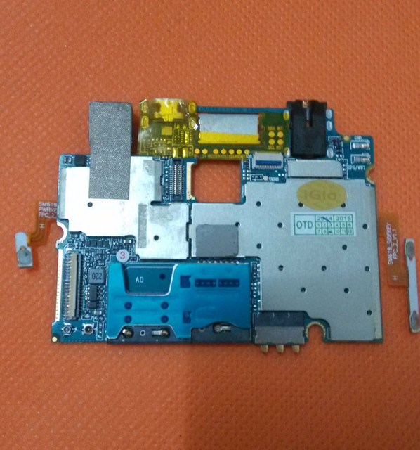 Original 1G + 8G Placa Madre para Leagoo Plomo 1 MTK6582 5.5 Pulgadas HD 1 GB RAM 8 GB ROM Envío Libre