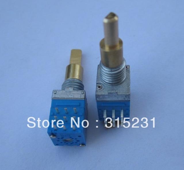 imágenes para 1 UNIDS Nuevos Accesorios 9 Pies Interruptor de Canal de FM Para ICOM de Radio IC-F26