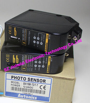 New and original  BX15M-TDT-T  BX15M-TDT   Autonics  PHOTO SENSOR new and original bms5m tdt p bms5m tdt autonics photo sensor 12 24vdc