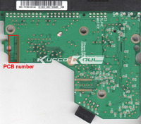 WD HDD PCB Logic Board 2060 701292 002 REV A For 3 5 IDE PATA Hard