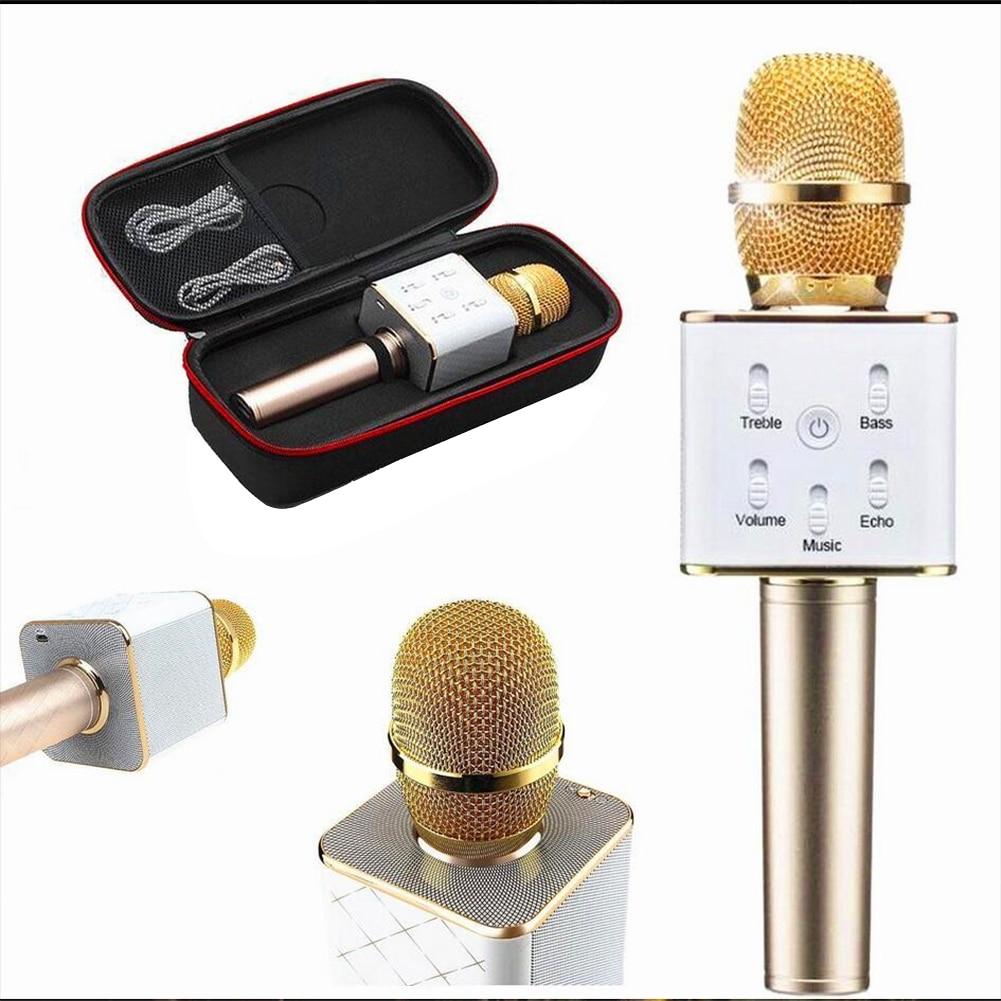 конденсаторный микрофон ктв караоке плеер