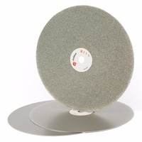 3PCS 8 Inch 200mm Grit 120 600 2000 Electroplated Diamond Flat Lap Disk Wheel Rough Grinding