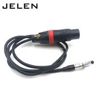 NEWARRI ALEXA Mini Camera Audio Cable ARRI ALEXA Mini Audio Cable LEMO FHG 00B 5