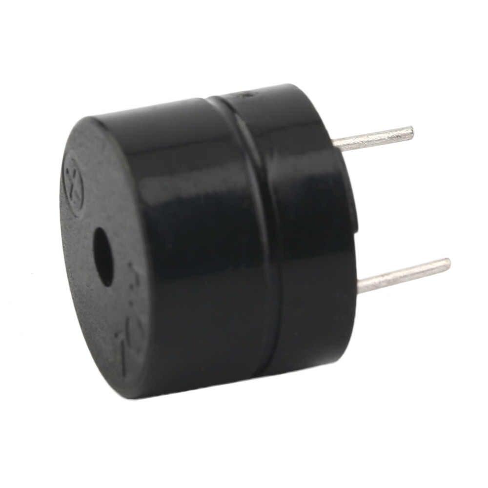 10 шт./лот 5 в активный звуковой сигнал Магнитный длинный непрерывный звуковой сигнал 12*9,5 мм