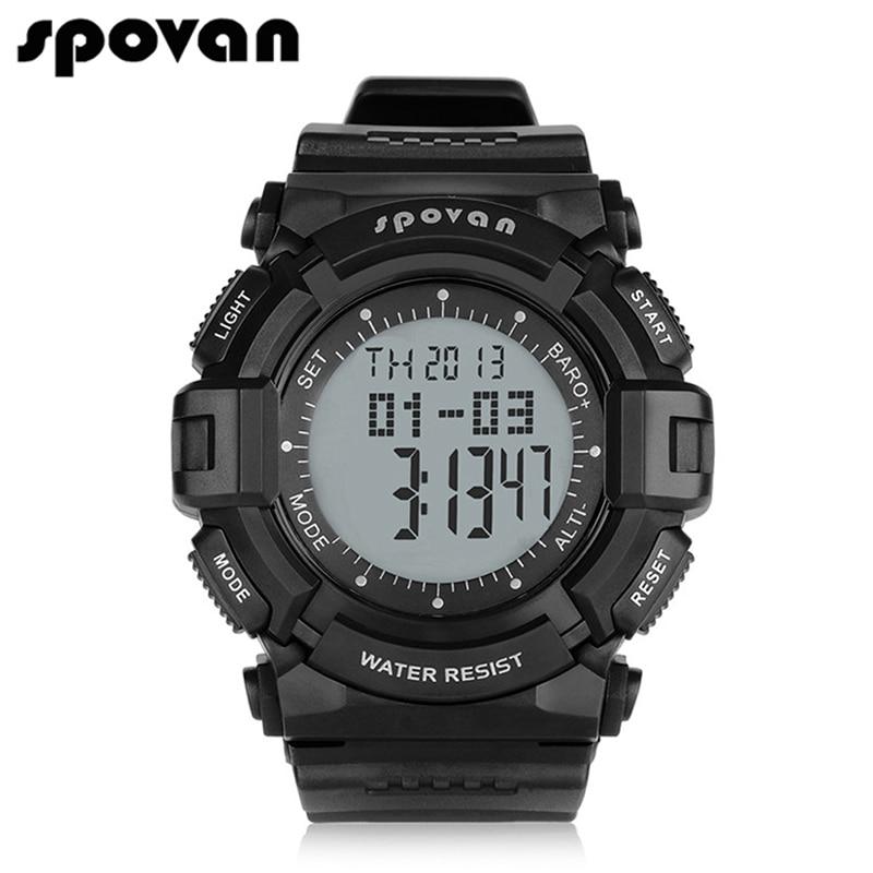 SPOVAN Sport Klokker for menn Militær Watch Design Klokke - Herreklokker - Bilde 1