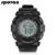 Spovan esportes relógios para homens militar assista projeto homens relógio relógio de pulso à prova d' água/luz de fundo led/alarme/cronômetro/temporizador blade4