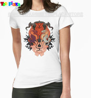 2017 Time-limited Rushed Blusa Tumblr Camisetas Teeplaza Cheap Graphic Tees Short Printing Machine Soul Trio Short-sleeve