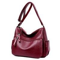 free shipping Ladies handbag new fashion crocodile pattern casual fashion purse women bag 2018