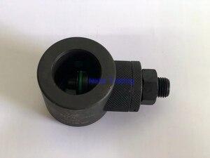 Image 2 - Common rail injektor adapter 29mm für Bosch 0445120368 für Denso injektor klemme halter common rail injektor reparatur werkzeug