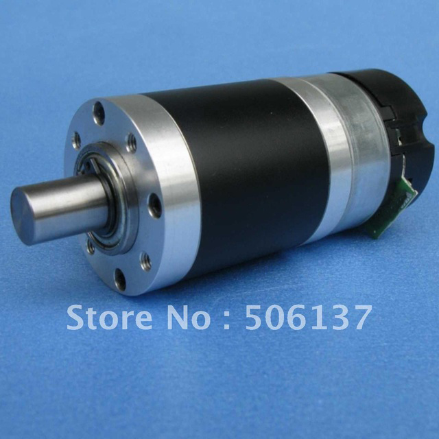 DC servo gear motor,42mm planetary gear with high torque, DC servo Brushless gear Motor,PWM speed control motor 12v24v dc gear motor 60w miniature high torque motor slow speed small motor