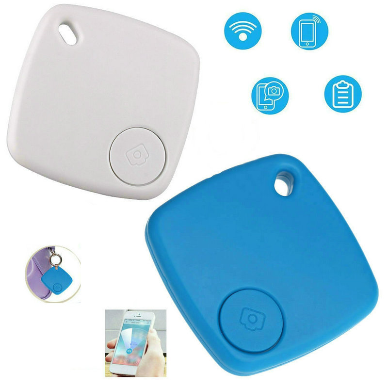 Anti-Perte Sans Fil Bluetooth Tracker Smart Tag Smart Finder Key Finder Locator Pour Portefeuille Sac Bagages Voiture Localizador Bluetooth