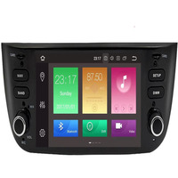 6.2 Android 9.0 octa core Car DVD Player for FIAT Punto 199 310 / Linea 323 2012 2013 2014 2015 2016 Radio GPS WiFi TPMS USB SD
