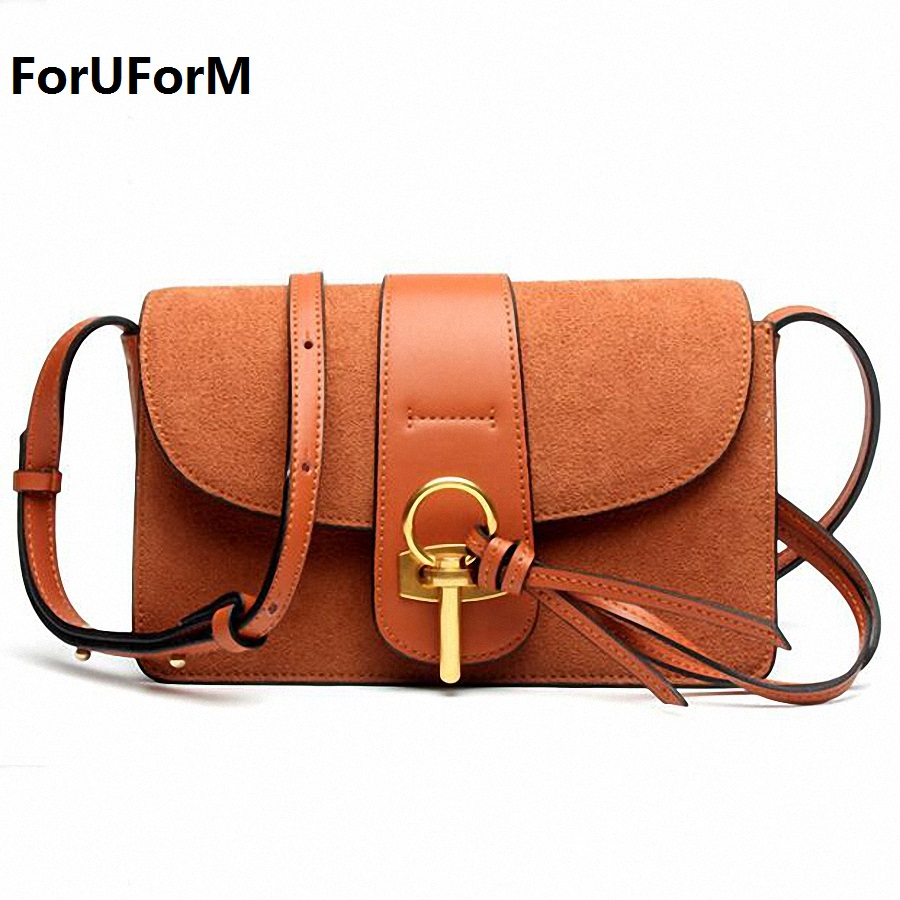 ForUForM Genuine Leather Messenger Bag Famous Brand Women Shoulder Bag Envelope Women Clutch Bag Small Crossbody bag LI-1719 fashion brand pu leather messenger bag famous brand women shoulder bag envelope women clutch bag small crossbody bag
