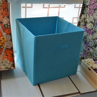 Kids Childrens Boys Girls Storage Toy Box Books Chest Clothes Ottoman Trunk 2