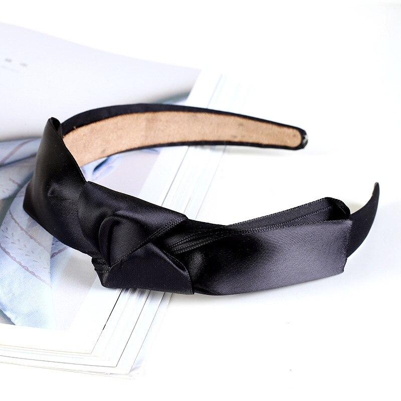 1 PC New Arrival Cloth Hairbands Headbands for Women Cotton Elastic Sport Headband Hair Accessories Headwear
