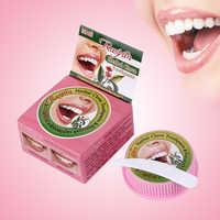 Clavo de hierbas naturales pasta de dientes de Tailandia pasta de dientes blanqueadora pasta de dientes eliminar manchas pasta de dientes alérgico Antibacterial