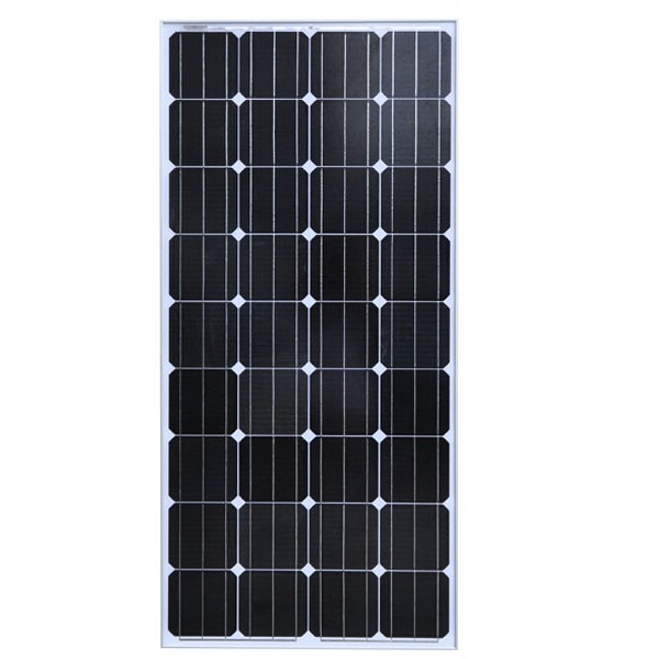 BUHESHUI <font><b>150W</b></font> 18V Monocrystalline silicon <font><b>Solar</b></font> <font><b>Panel</b></font> Used For 12V photovoltaic Power Home Diy <font><b>Solar</b></font> System 2pcs/lot Factory image
