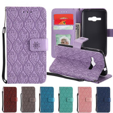 For Hoesje Samsung Galaxy j1 2016 Case Flip Cover Leather Phone Cases Samsung J1 2016 Cover Case For Samsung Galaxy J1 6 J120 стоимость