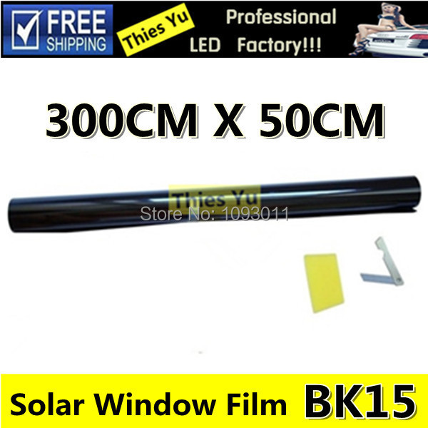 Solar Gard Tint >> Us 14 0 Black 15 Solar Gard Smoke Premium Car Window Tint Film Sheet Tinting Window Foils 50cm 300cm Solar Protection In Window Foils From
